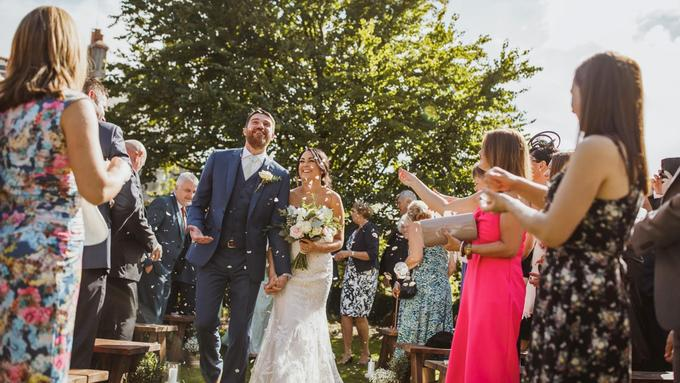 September Weddings (by to  Neil Jackson Photographic)