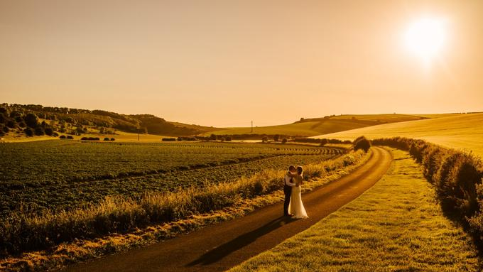 June Wedding by Chris Milner Photography