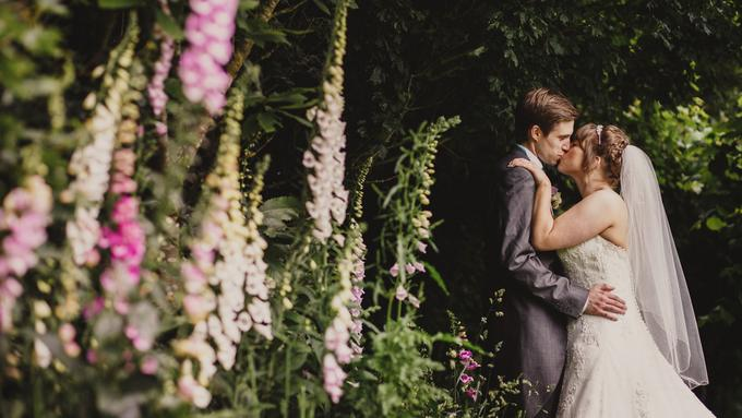 June Wedding (by John Hope Photography)