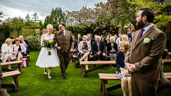May Wedding by Alex Abbott Photography