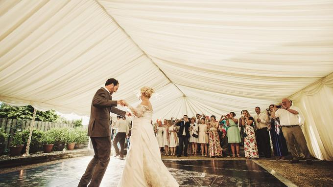 July Weddings (by Andy Gaines Creative)
