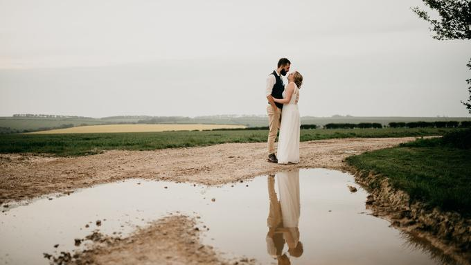 April Wedding by Neil Thomas Douglas Photography