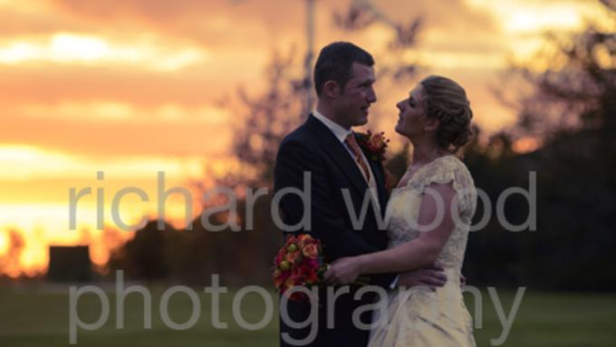 October Weddings (by Richard Wood Photography)